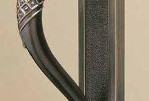 Front door hardware / luxury door hardware - front door hardware - custom door hardware - entry door handles - luxury door handles - architectural hardware - designer door hardware - ironmongery