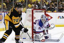 Pittsburgh Penguins vs New York Rangers - NHL, March 14, 2018 on NBCS