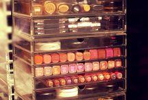 Vanity and makeup