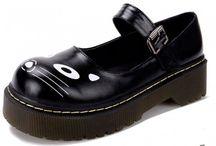 Lolita Platforms Shoes