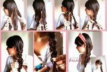 Hair Styling Tips / Discover Top Tips, Tutorials for your Hair Care, Hair Styling and More.