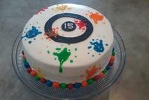 TK birthday cake ideas