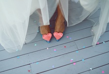 Wedding Wonders / Wonderfully whimsical & simple wedding inspiration board