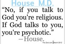 House M.D. / by Kat Tari