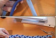 Weaving/braiding