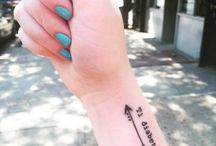 perhaps my tattoo
