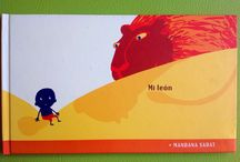+ Cuentos: sin palabras / ...para que tú imagines las tuyas. Todos los cuentos en la sala infantil de la Biblioteca Manuel Alvar ZGZ.