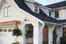 Neat Exterior Ideas For A House