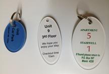 Cusom Acrylic Key Tags