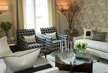 Design - Living and Family Rooms