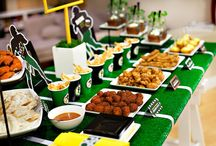 We Are the Champions (Super bowl) / Super bowl and tailgating party ideas / by Jenna Bouza Salinas