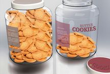 FRASCOS / Frascos, Cookies, tappers