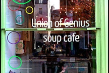 Best Soup in Edinburgh