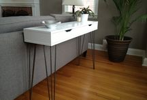 home-side tables