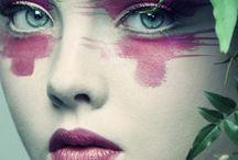 Makeup & Fashion / Makeup and nails and fashion all mixed up