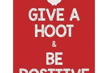 Give a Hoot / Motivation Owl