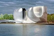 Architettura / Architettura edilizia edifici pubblici ville biblioteche museo