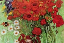 Art - post-impressionism, impressionists, modern, Vincent et al / I just love, love, love Impressionist art, particularly Vincent van Gogh's work. Here are many of my favourites