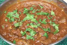 Asian curries