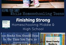 Homeschool Resources / Communities, conferences and resources