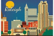 Raleigh is awesome / My home town!
