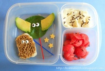 Bentos and other Lunch Ideas