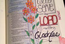 Bible Journaling  ✏