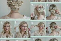 latwe fryzury