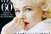 Vogue Germany / Represents all German covers from German Vogue's inception to the present. Help with names of models, dates, etc. appreciated. (#vogue) (#voguegermany) (#germanvogue)