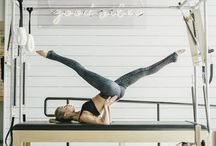 Pilates Articles / Articles about the Pilates method and those who do it.