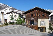 Armani a Livigno è Quiyou / 300 mq di store Armani a Livigno in via Dala Gesa 497/B lun-dom ore 10:30-12:30 / 15:00-20:00