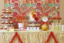party decor / by ALYSSA MANN