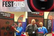 """Legion of Boom! X Vega Nation X Knowledgefest2015 / Special Congratulations to Eric Balmart from B's Car Stereo (Cleveland, OH) who won himself a #VEGA Series V1000.1D Monoblock Amplifier at our """"LEGION OF BOOM"""" event that we hosted for Vega Nation at #knowledgefest2015 . #MERA (Mobile Electronics Retail Association) has been putting on #knowledgefest since 1993 so that individuals within the industry could come together ans share their own unique experiences and knowledge with the rest of the community.  http://goo.gl/2V3gBQ"""