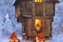 Billeder af julestemning / hygge