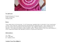 crochet round and round