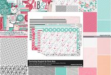 Digital Scrapbook Kits / Digital Scrapbooking Kits possibly suitable for Bailey Family Story