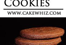 Chocolate Cookies / Sugar cookies
