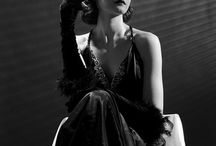 Fashion - Film Noir / Clothing and Fashion reference related to Film Noir