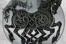 Cavalli\disegni mami