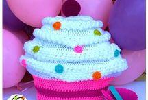 Crochet - Pillows & Covers