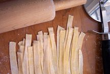Pasta - from scratch!