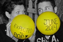 Pregnancy Reveal / by Ashley Doggett