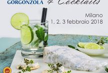 Gorgonzola e Cocktail 1-2-3 febbraio Milano
