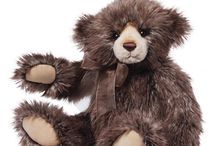 Gund Jointed Teddy Bears / Gund Collectable Jointed Teddy Bears
