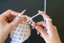 Yarn Love / Knit, crochet, yarn. You know.