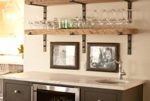 bar/butler's pantry / by Amy Price