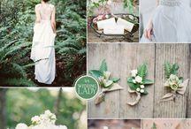 Wedding colors&ideas