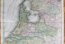 Antique Maps of the Netherlands