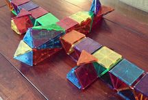 magnatiles ideas