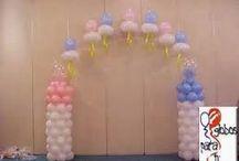 decoraciones baby shower